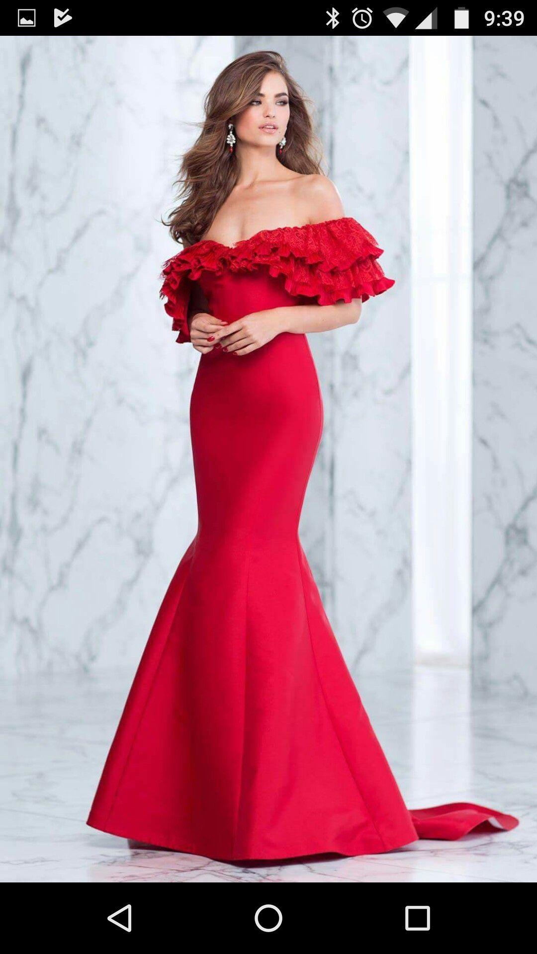 Latina red dress   other dresses   Pinterest   Latina
