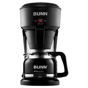 Bunn Sbb Speed Brew Coffee Maker Black Camping Coffee Maker