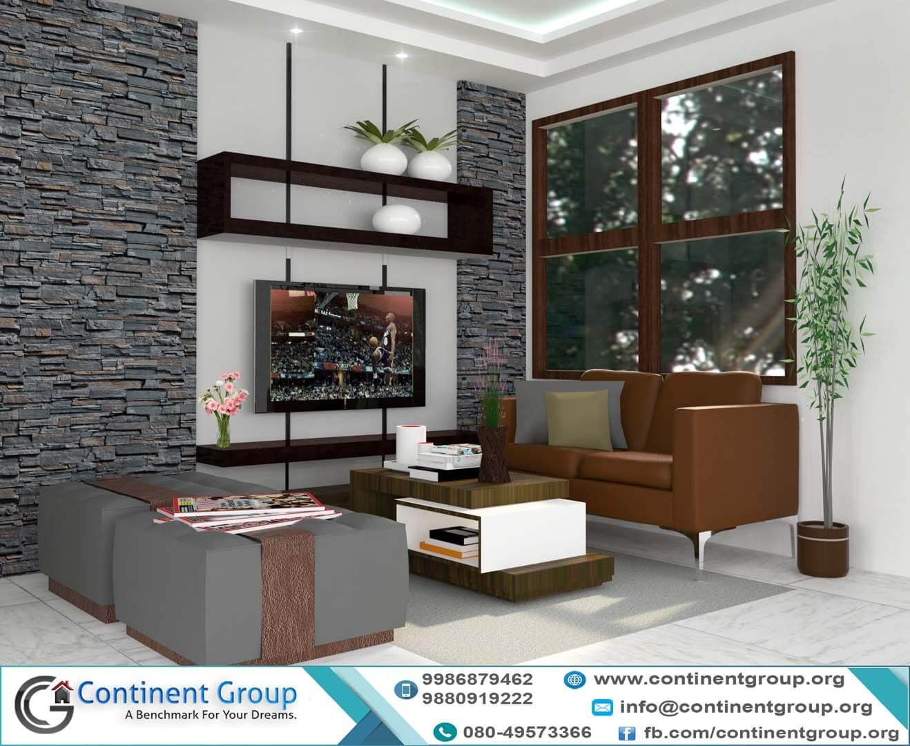 Modern living interior design bangalore building elevation floor plans house also gowda plan pinterest rh