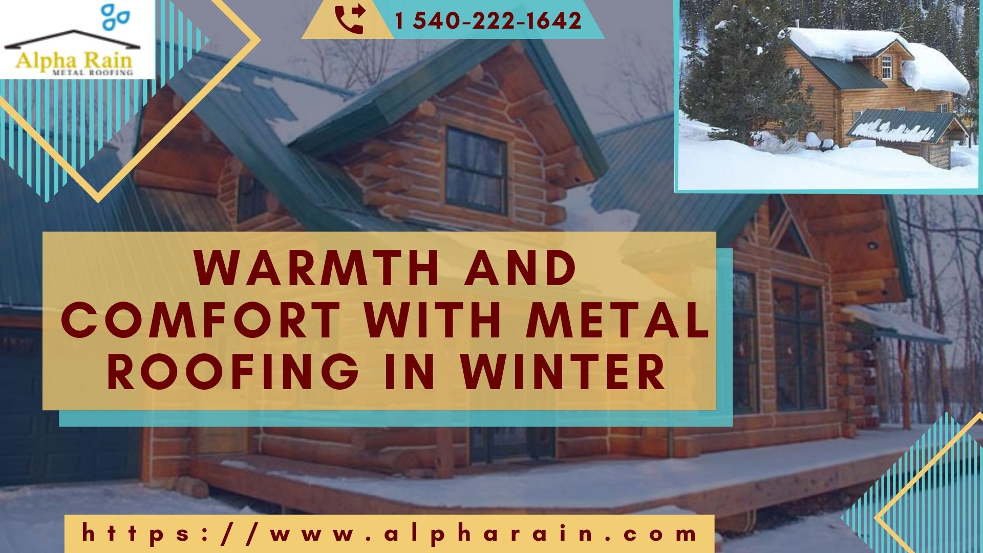 How Metal Roofs Keep Houses Warm During Winter Metal Roof Roofing House Warming