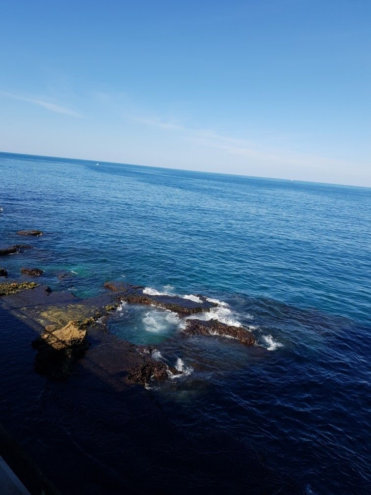 خدني معك على درب بعيدة Sea Bay Seaview Blue Beautiful Destinations Outdoor Beautiful