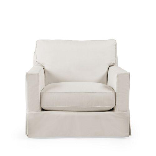 Fine Baylis Slipcovered 38 Swivel Chair Fm 16 Swivel Chair Lamtechconsult Wood Chair Design Ideas Lamtechconsultcom