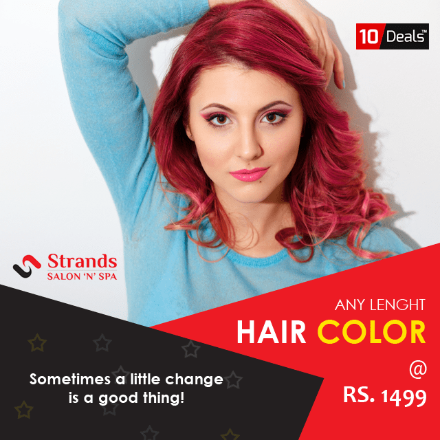 Dont Miss Out This Special Summer Hair Highlights Deals From