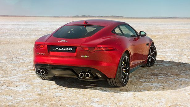 Jaguar Is Building A 4WD F Type