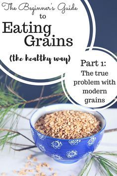 Gluten intolerance is on the rise, but wheat may not be actual culprit. Grains have been a diet staple for 1000's of years, but it's only recently we're suffering from gluten intolerance. Discover the true problems with modern grain and how to enjoy grain the healthy way.