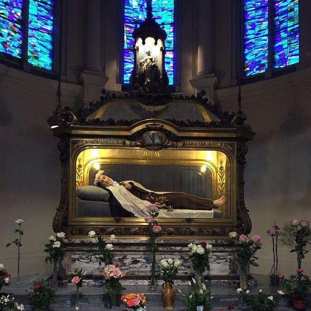 Relicário de Stª Teresinha do Menino Jesus #carmeldelisieux #TheresedeLisieux #france #lisieux