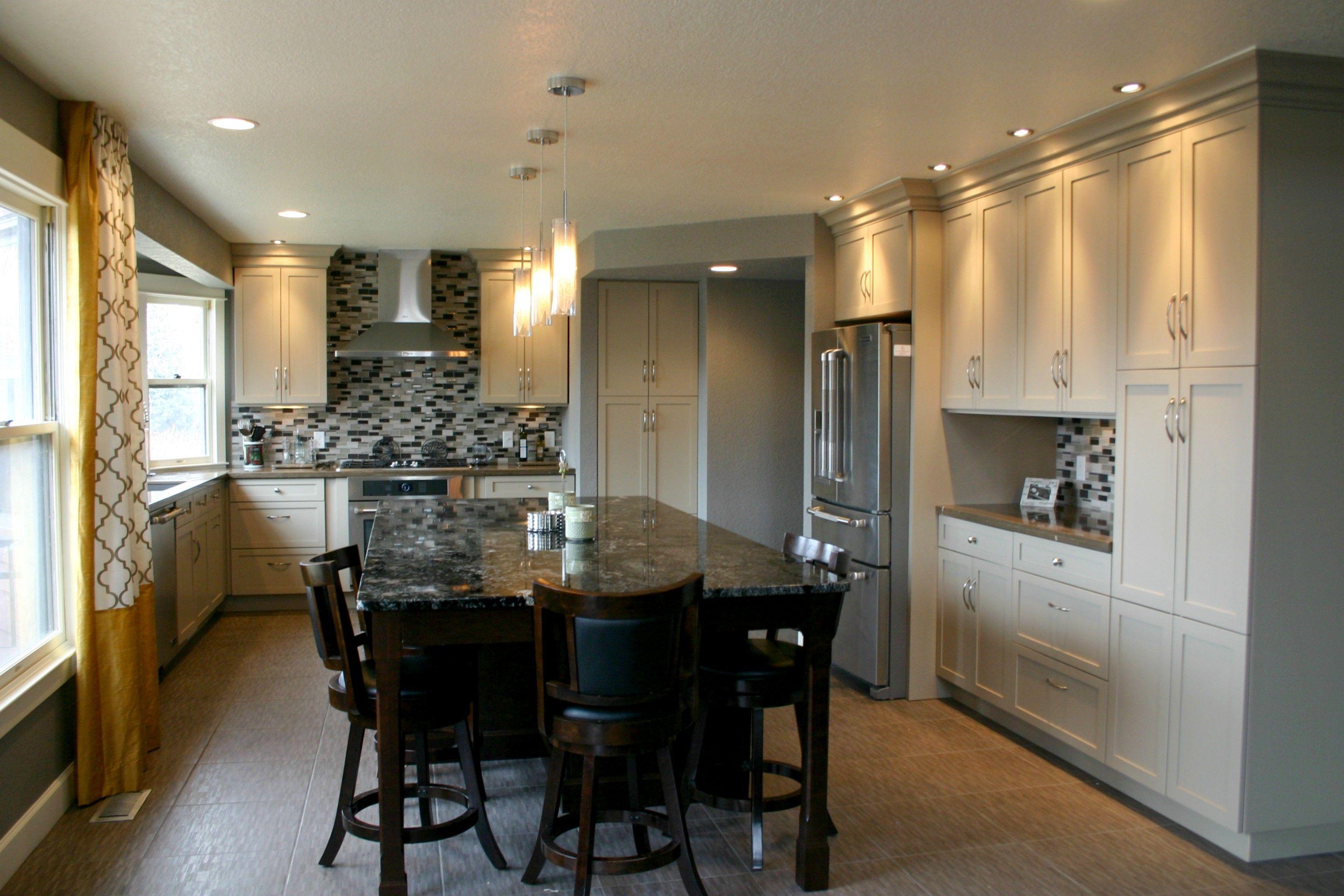Kitchen Remodeling Denver Style Bkc Kitchen And Bath Denver Kitchen Remodel  Perimeter Cabinetry .