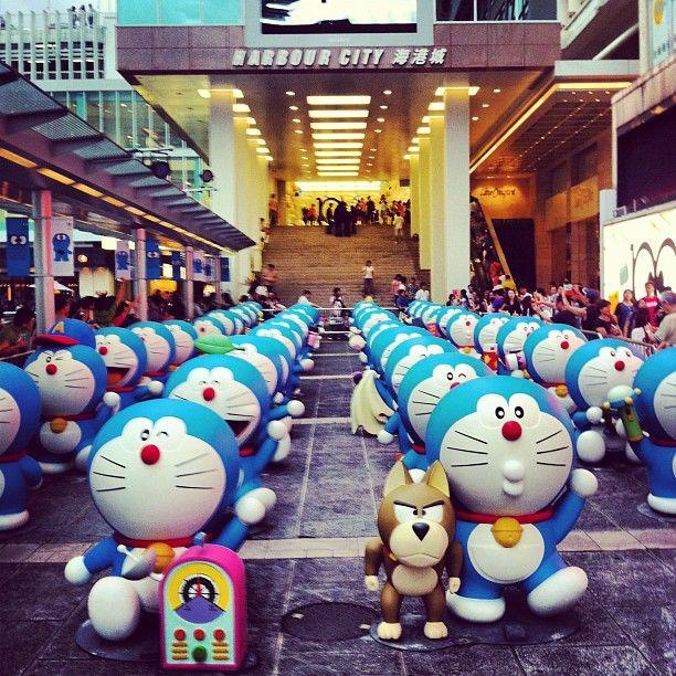 꾸러기들 #travel #hongkong #doraemon - @rdrdrdrd- #webstagram