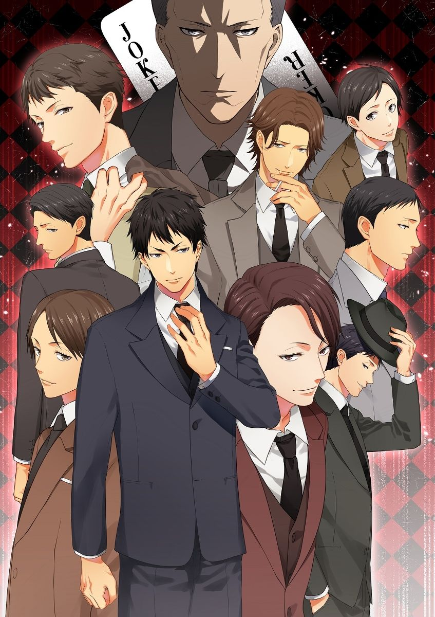 Joker Game- a spy anime! So good! Possibly one if my favorites!
