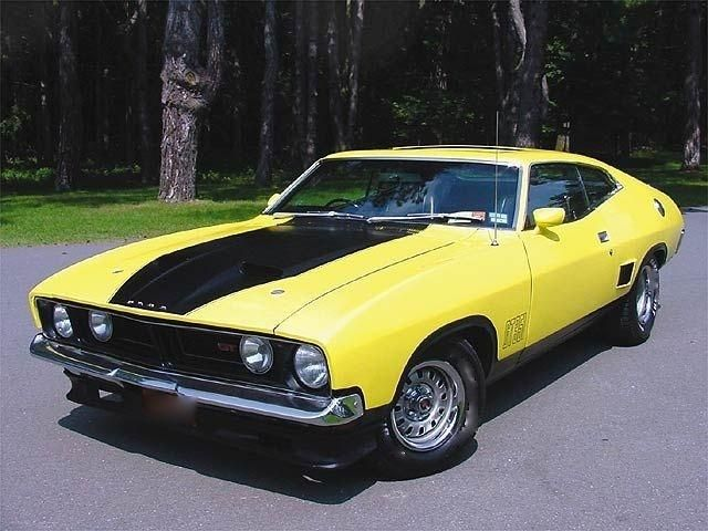 Ford Falcon Xb Gt 351 Coupe Aussie Muscle You Can Hire One For