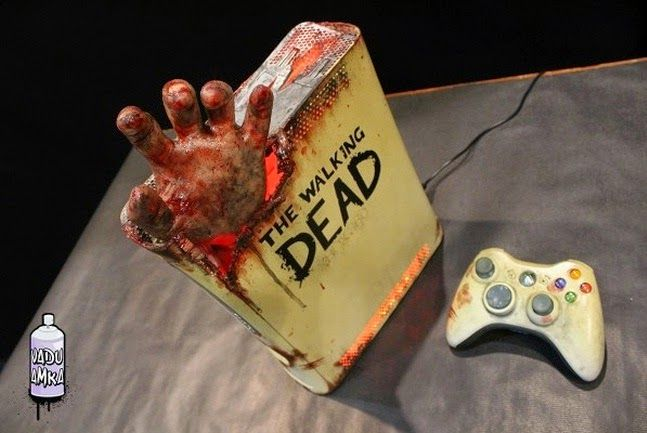 Imaginary World: Esta Xbox 360 de Vadu Amka nos adentra en el mundo Zombie de The Walking Dead