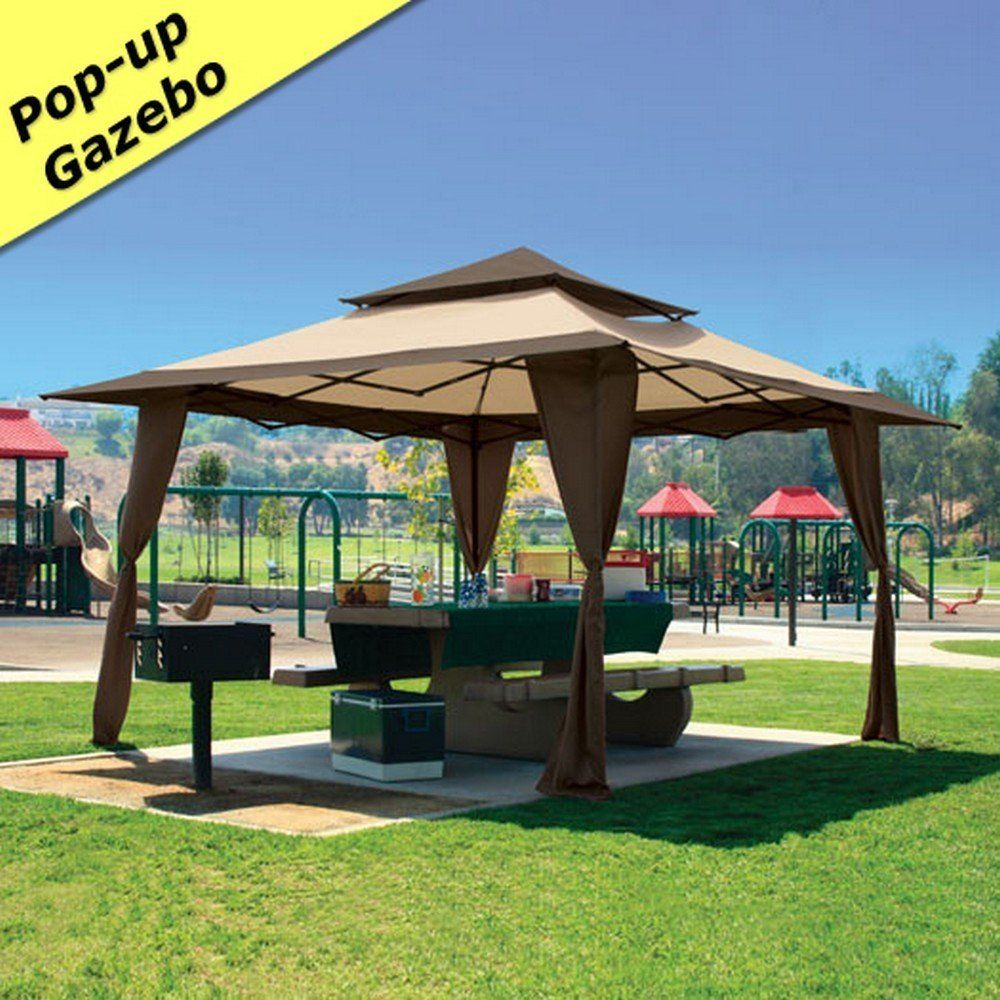 Amazon Com 13 X 13 Pop Up Canopy Gazebo Great For