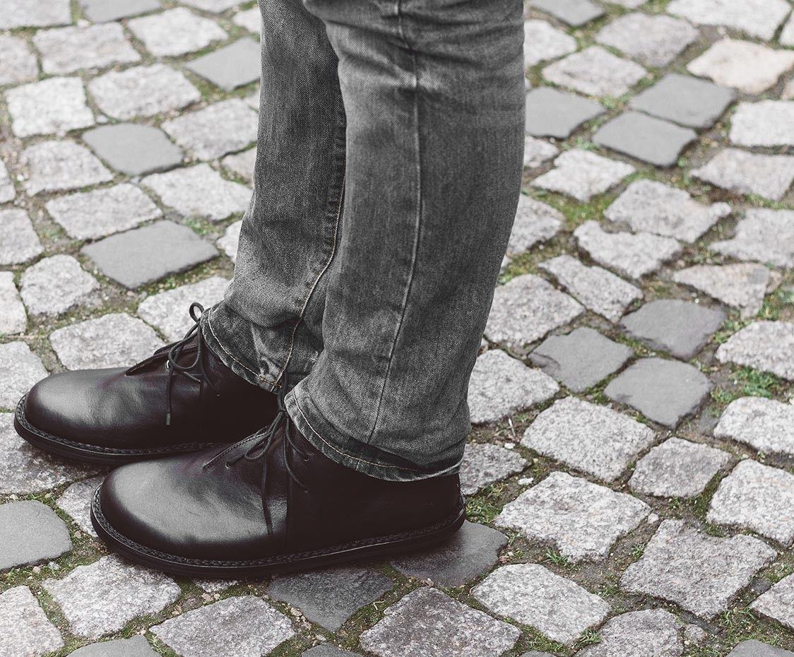 Trippen Falte m schwarz | Trippen schuhe, Stiefel und Schuhe