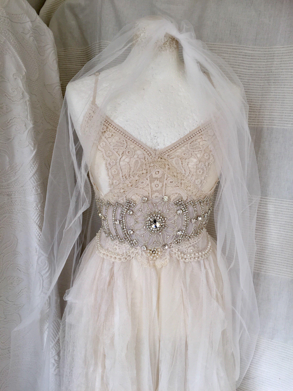Wedding dress fairy goddessethereal bridal gownbridal gown gold