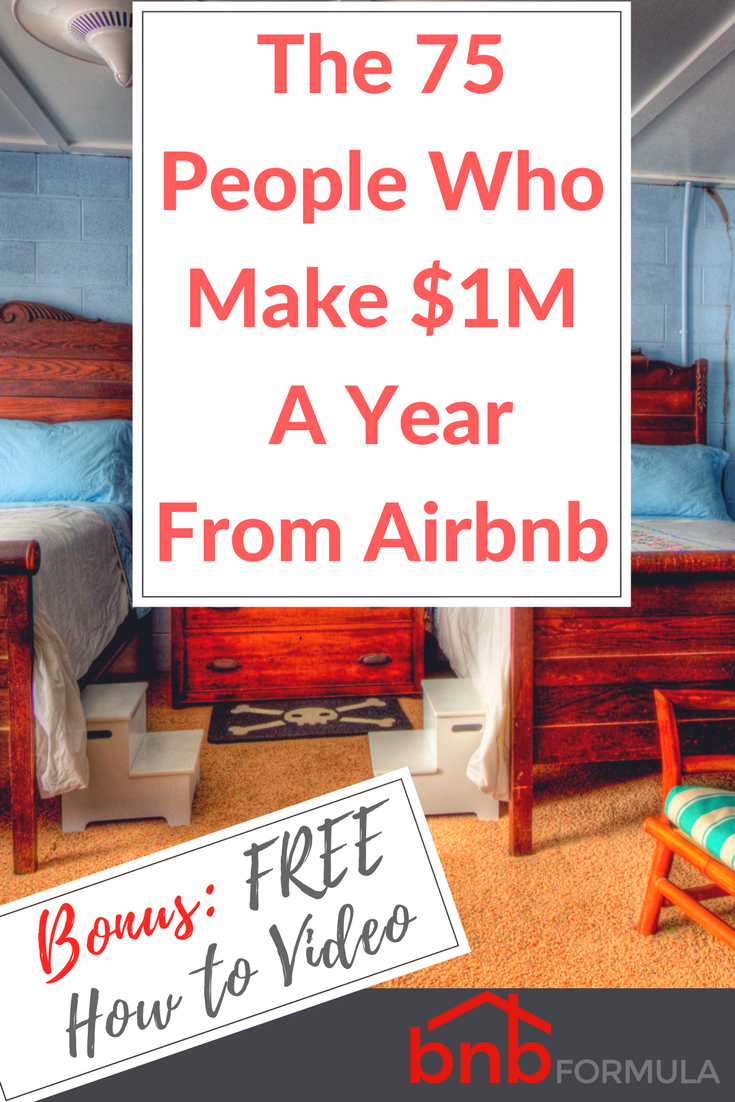 Learn from the top! Watch this free Airbnb business