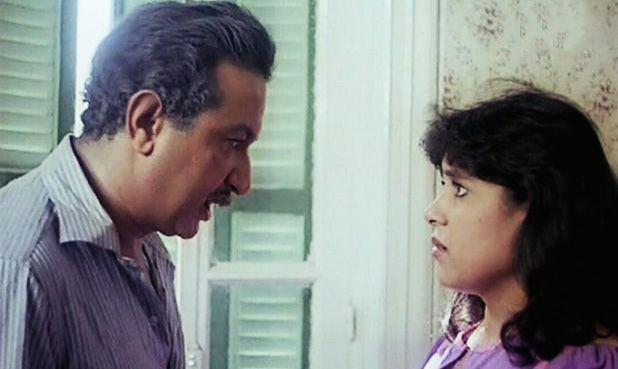 نور الشريف مع عايدة فهمى كتيبة الإعدام 1989 Celebrities Old Movies Youtube