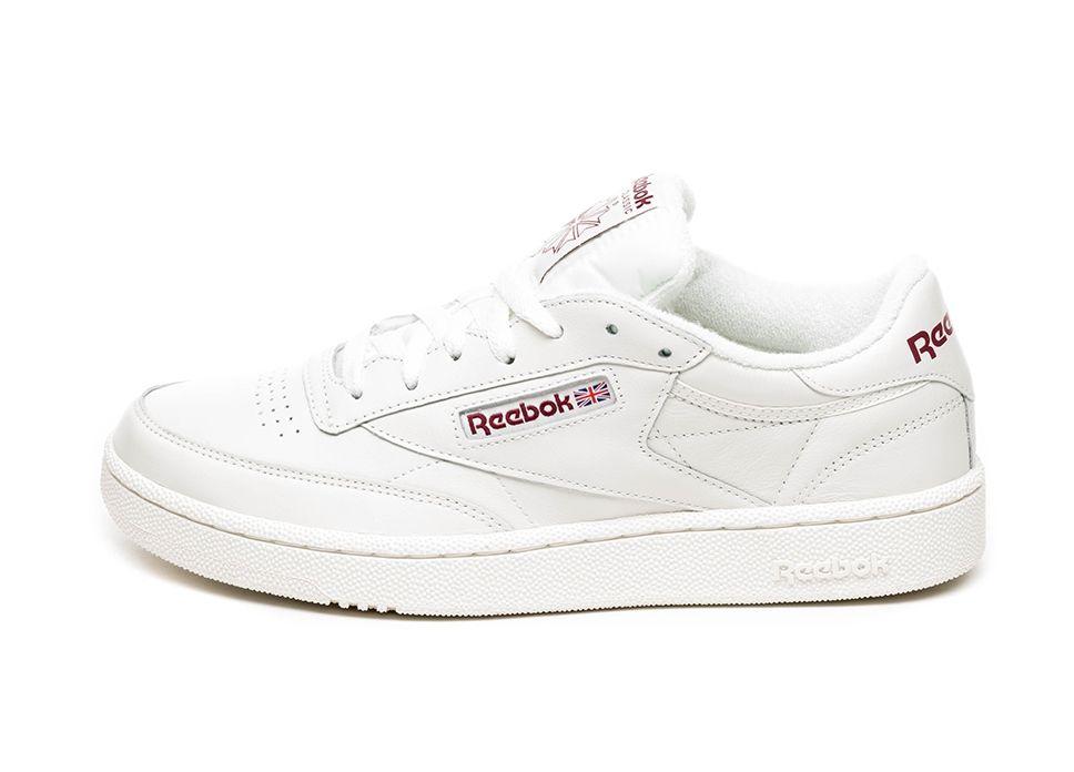 Reebok Club C 85 MU (Chalk Meteor Red) #sneakers #sneaker