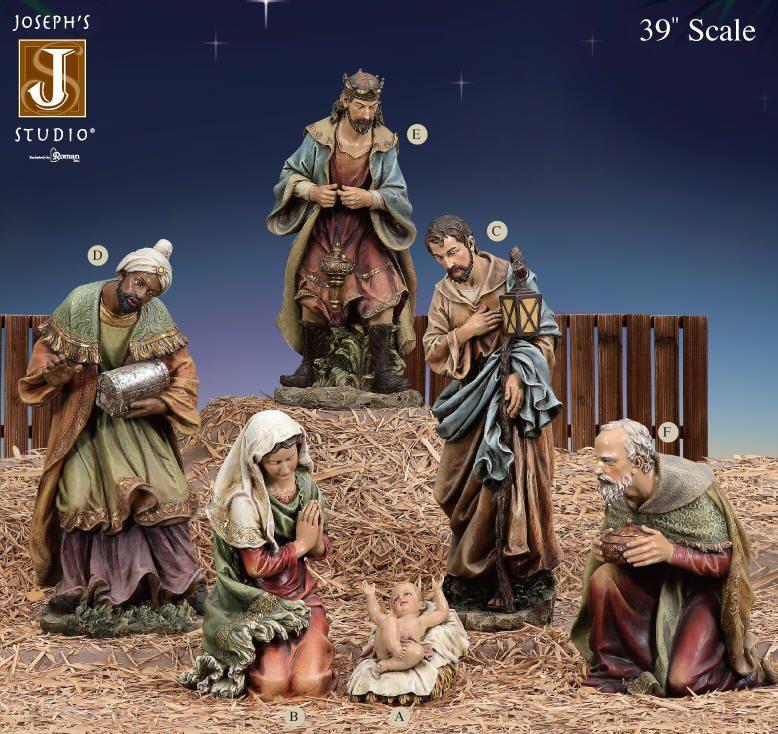 39 Joseph S Studio Nativity Set Nativity Set Christmas Nativity Scene Nativity