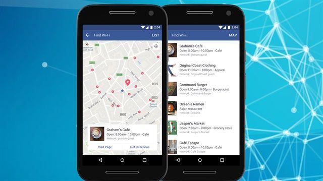 Ücretsiz interneti Facebook bulacak! İnternet Pinterest Facebook