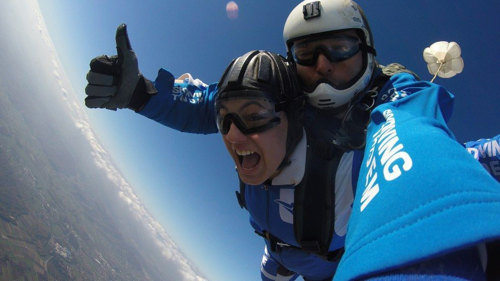 5 Reasons Why You Should Go Skydiving Skydiving