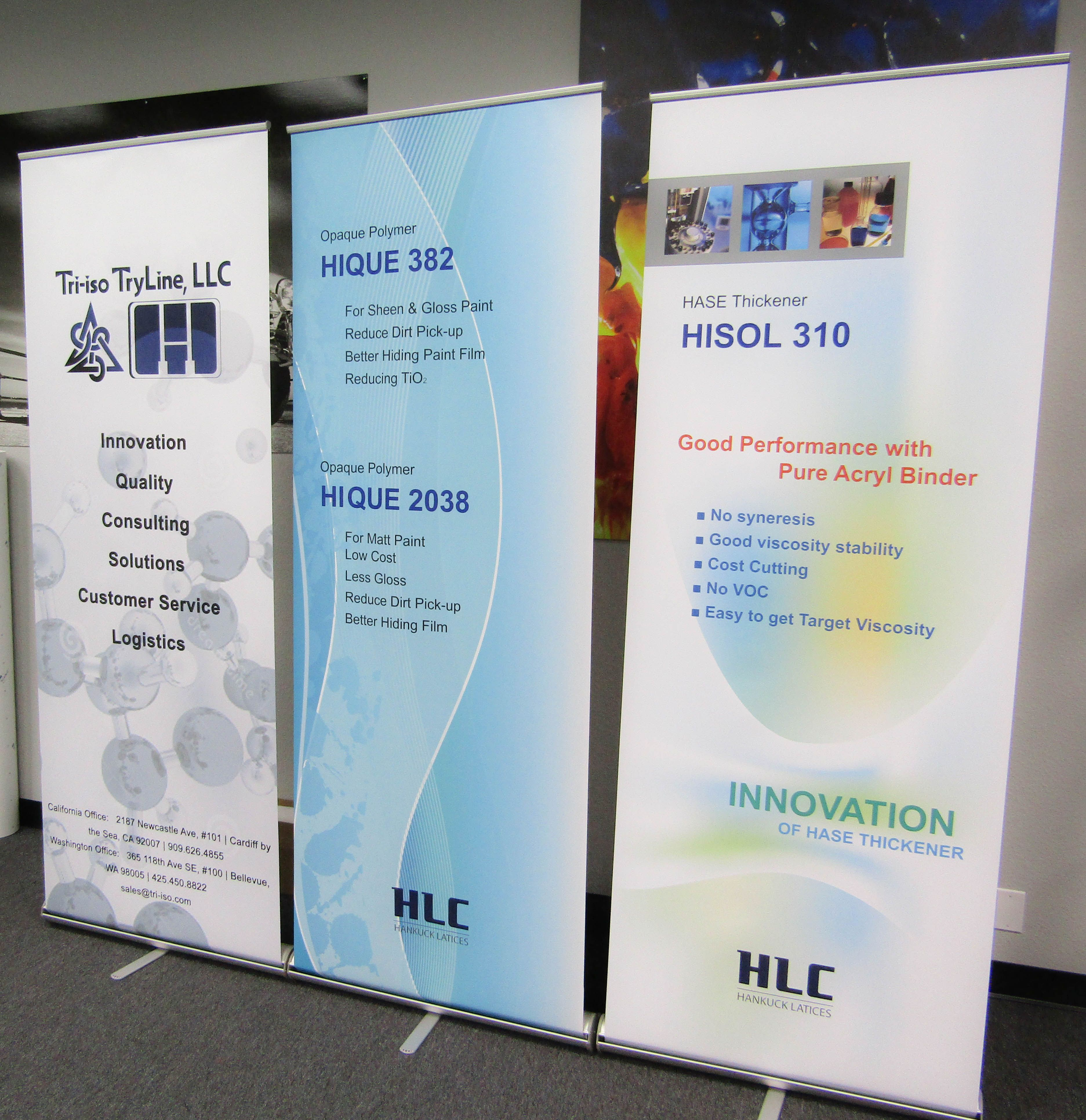 Retractable Banners Are A Perfect Solution For Trade Shows They