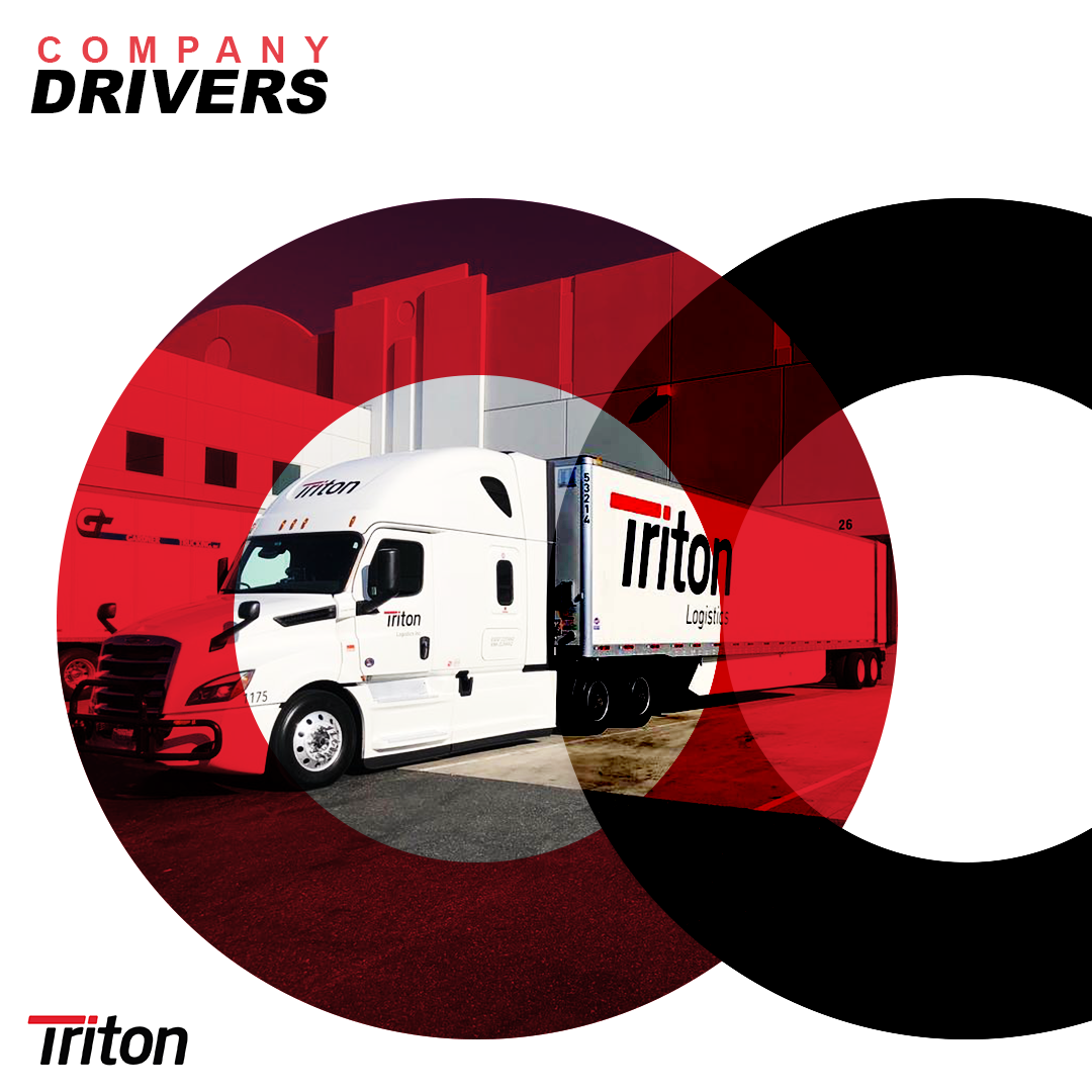 Company Drivers Otr Drivers Triton Logistics Drivers