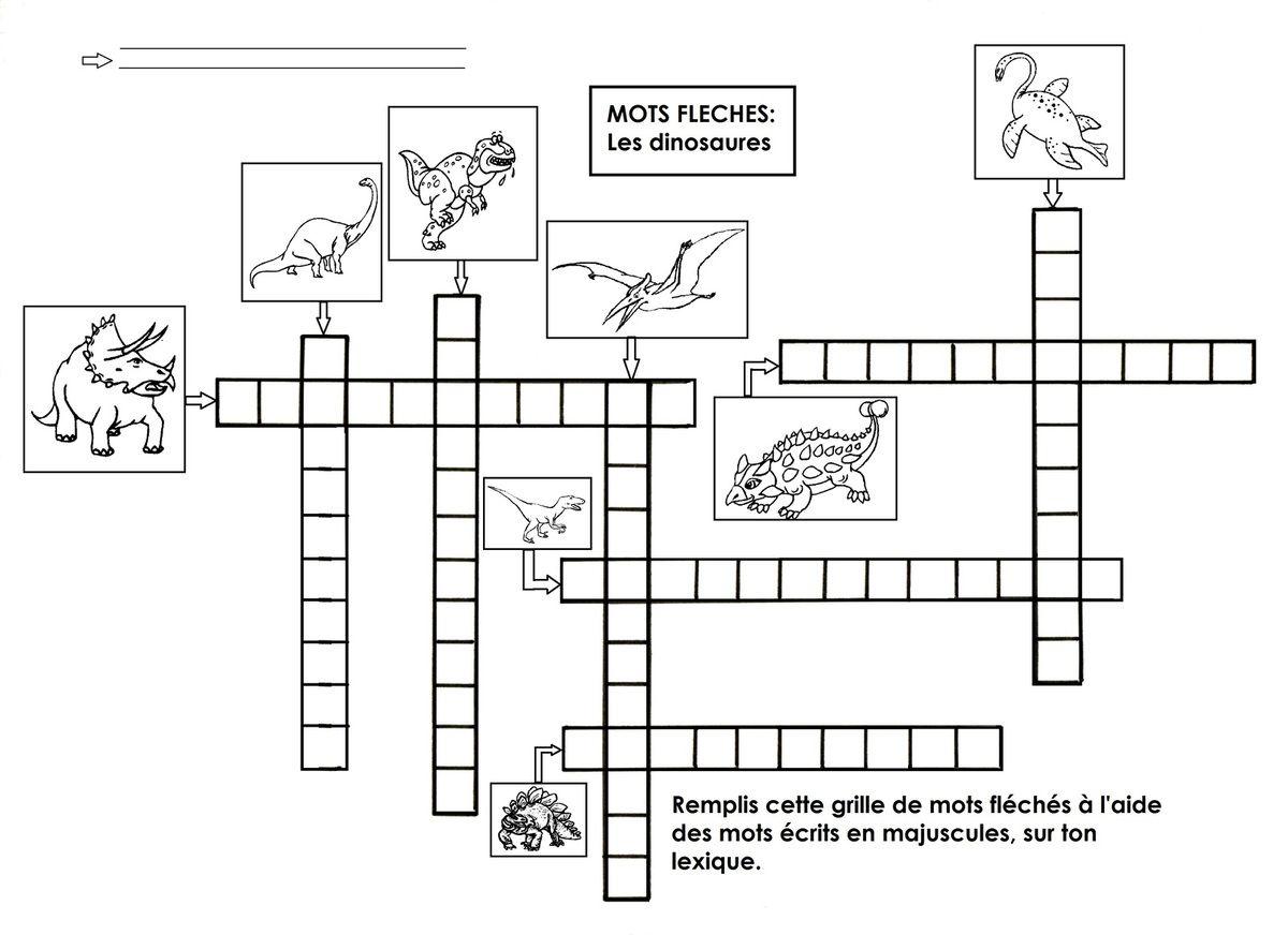 Remplir une grille de mots fl ch s en majuscules l 39 aide - Construire une grille de mots croises ...