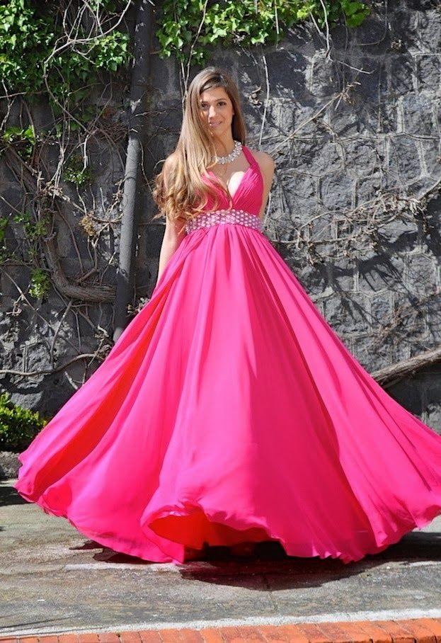 Increibles vestidos para ocasiones especiales | Moda 2014 | Vestidos ...