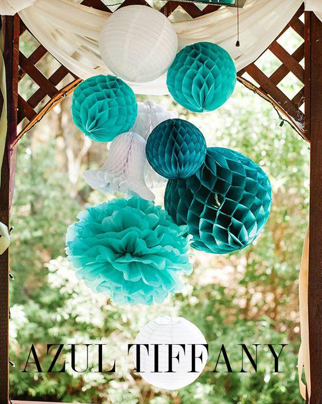 9da2ffcd9 temas decoração festa 15 anos azul turquesa - Pesquisa Google ...