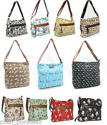 Handbag large a4 across #crossbody bag long adjustable shoulder #strap #zipped to,  View more on the LINK: http://www.zeppy.io/product/gb/2/171989561299/