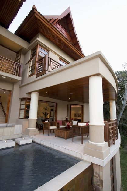 House Cochrane by Metropole Architects, Modern Thai House   Tropical ...
