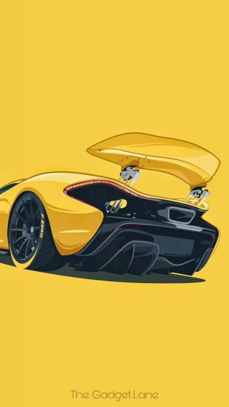 New Wallpaper Car iPhone X