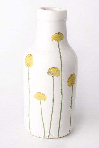 Botanic Bottles - Billy Buttons by Angus & Celeste