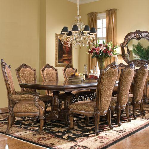 Ellington 9 Piece Dining Set Interior Design Dining Room Classy Dining Room Side Chairs Dining