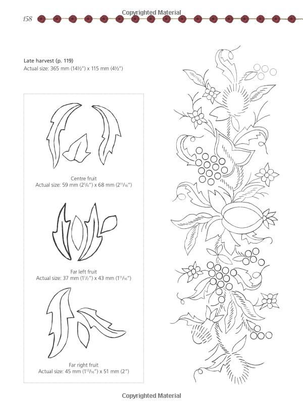 Crewel Intentions: Fresh Ideas for Jacobean Embroidery: Hazel ...
