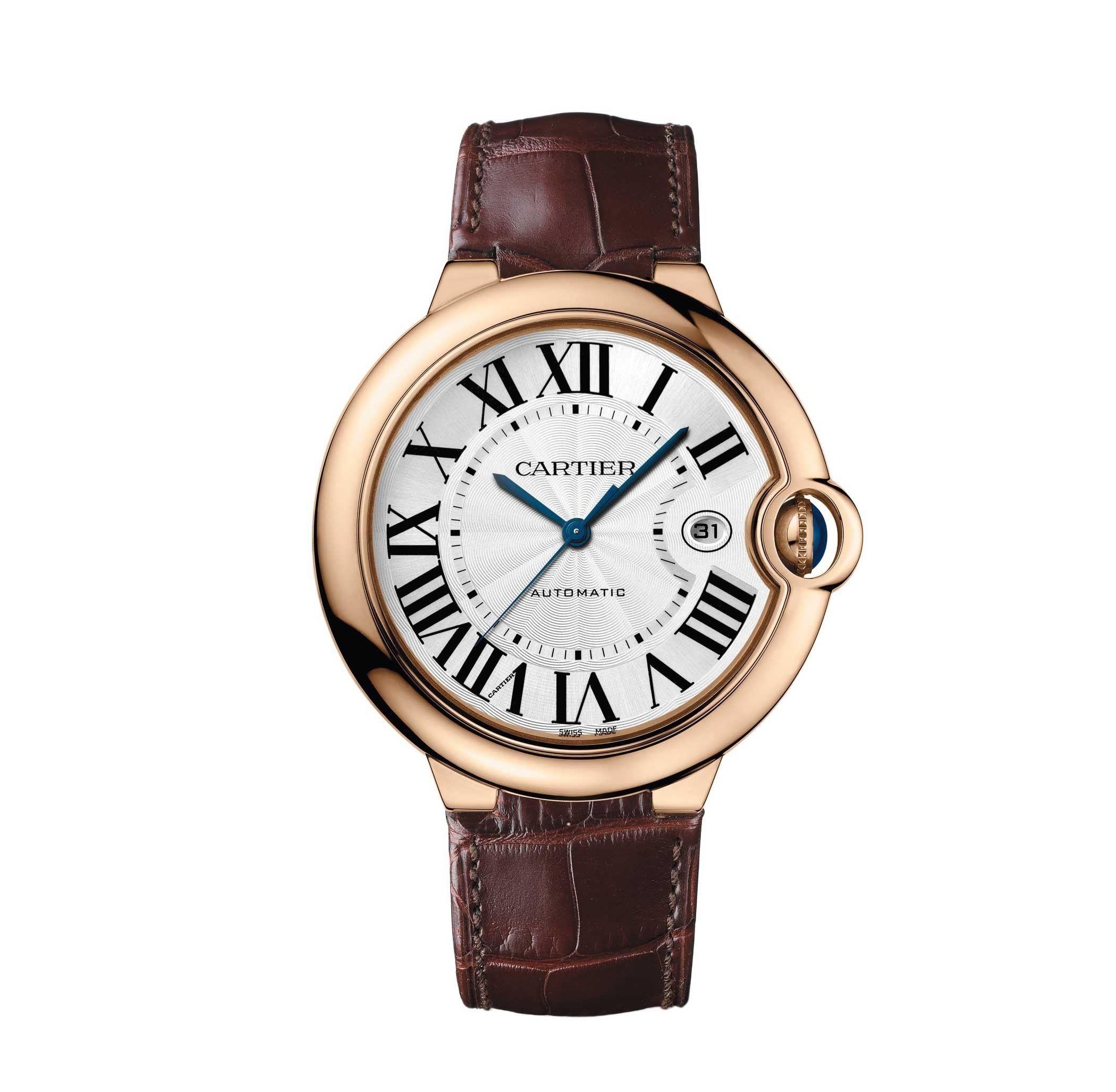 Introducing The Cartier Ballon Bleu De Cartier Men S Watch