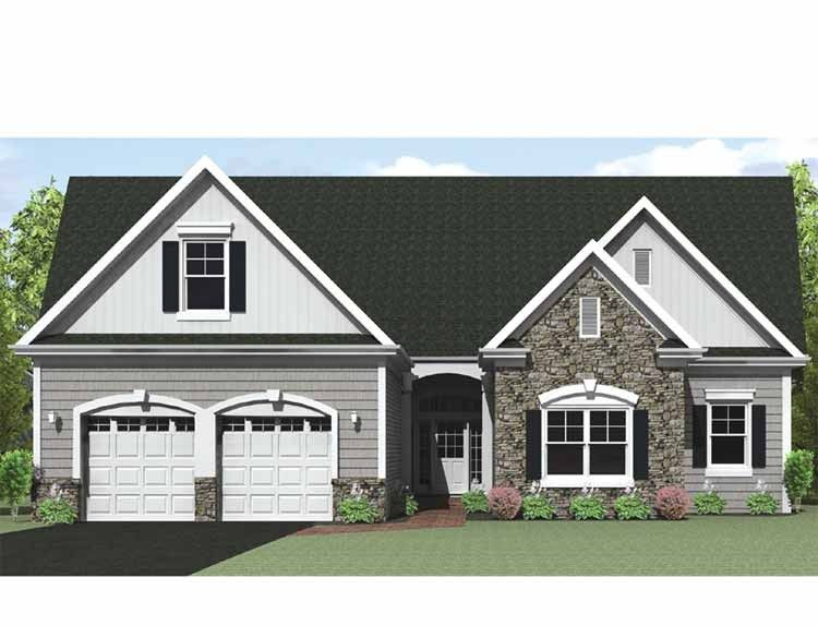 Eplans Ranch House Plan Ranch With Options 1903 Square