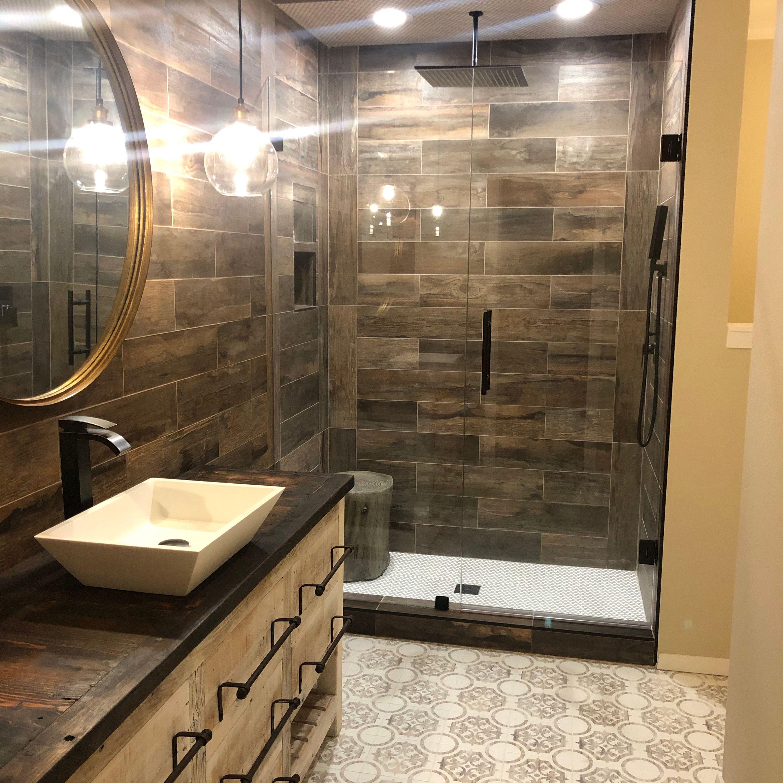 Kyle Farmhouse Gray Bathroom Vanity
