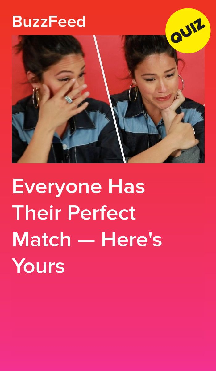 Everyone Has Their Perfect Match Here S Yours Crush Quizzes Boyfriend Quiz Buzzfeed Personality Quiz