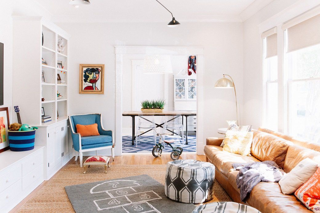Home Tour: Colorful + Chic Family Home In Nashville - decor8 | Home ...