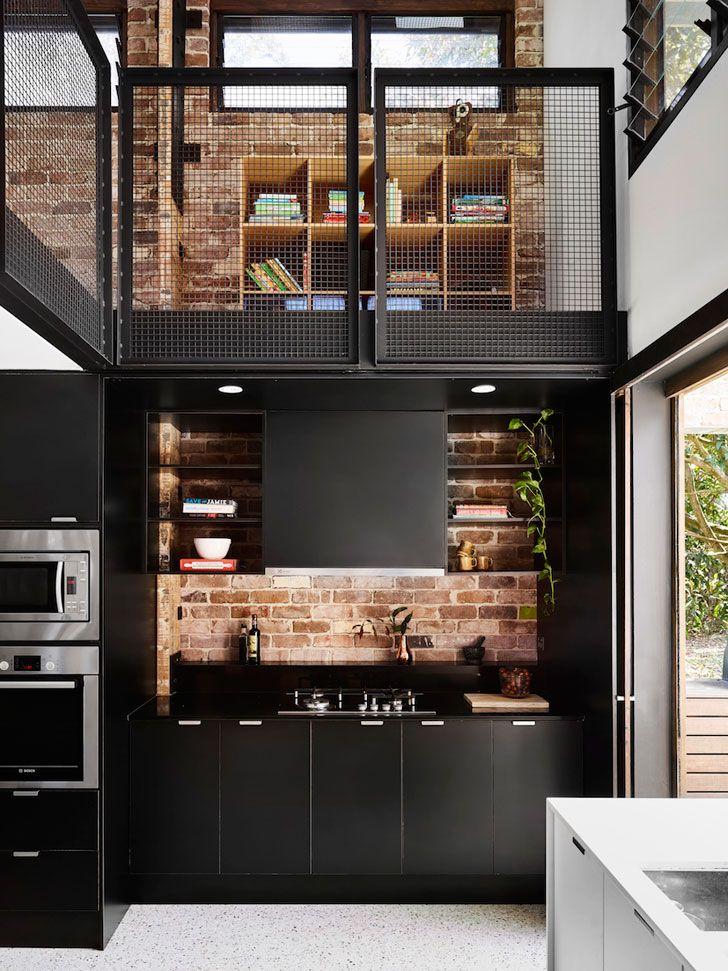Небольшой дом с огромными окнами в Австралии 〛 Фото Идеи ...