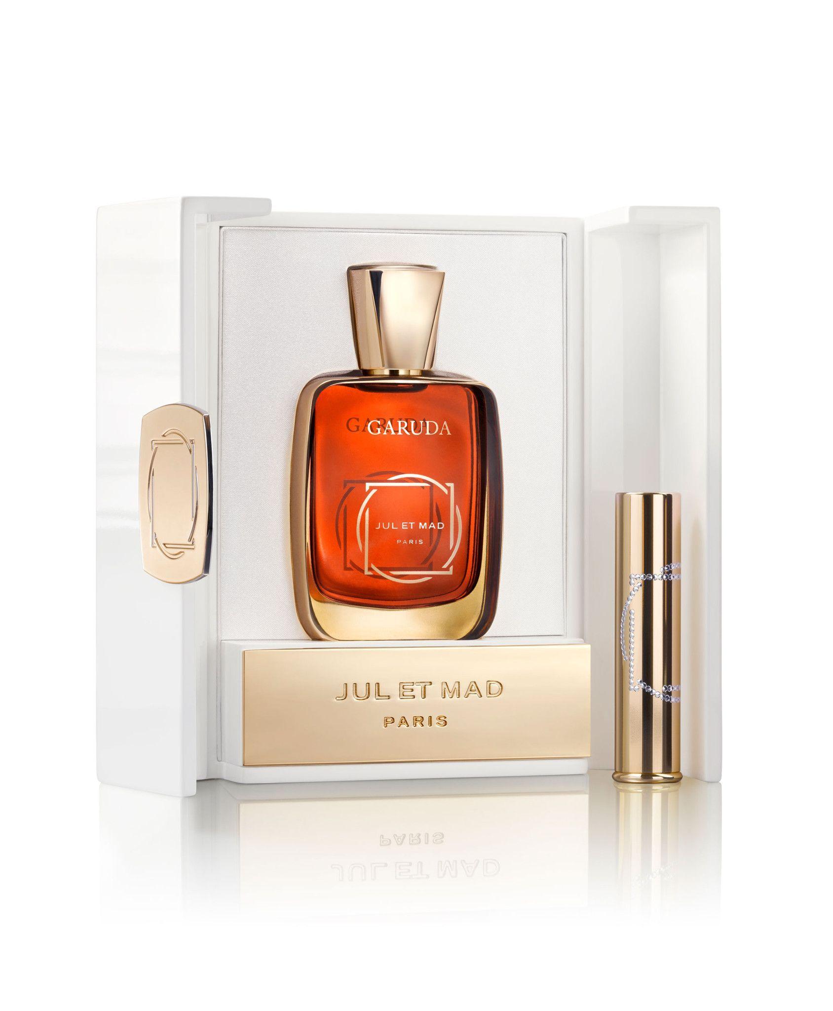 Garuda Extrait De Parfum Luxury Coffret Products Pinterest