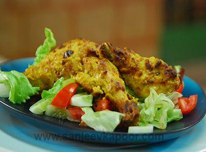 recipe of achari chicken by sanjeev kapoor