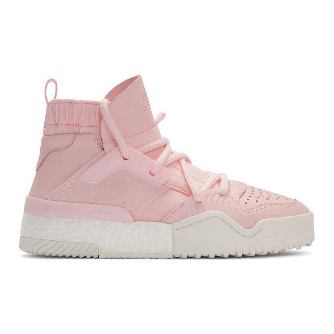 alexander wang adidas high top