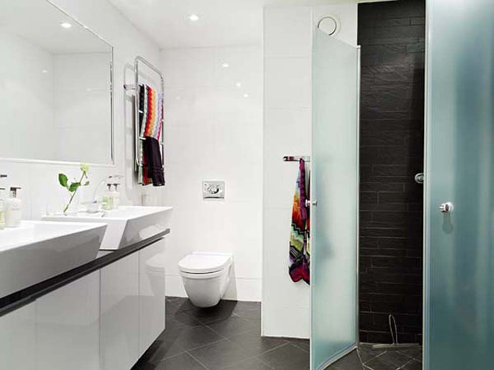 Small Apartment Bathroom Decorating Ideas, Apartment Bathroom .