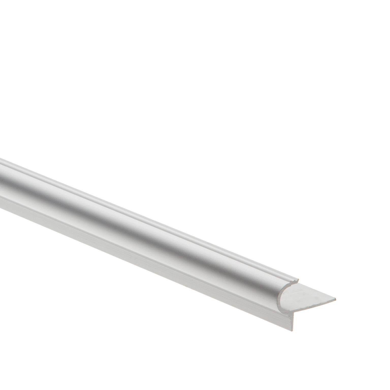 Nez De Marche Arrondi Aluminium 12mm Mat 2 5m Nez De Marche Arrondi Et Marche