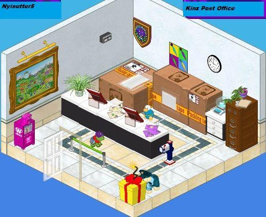 Post Office Nyisutter 5 House Nyisutter Webkinz Webkinz