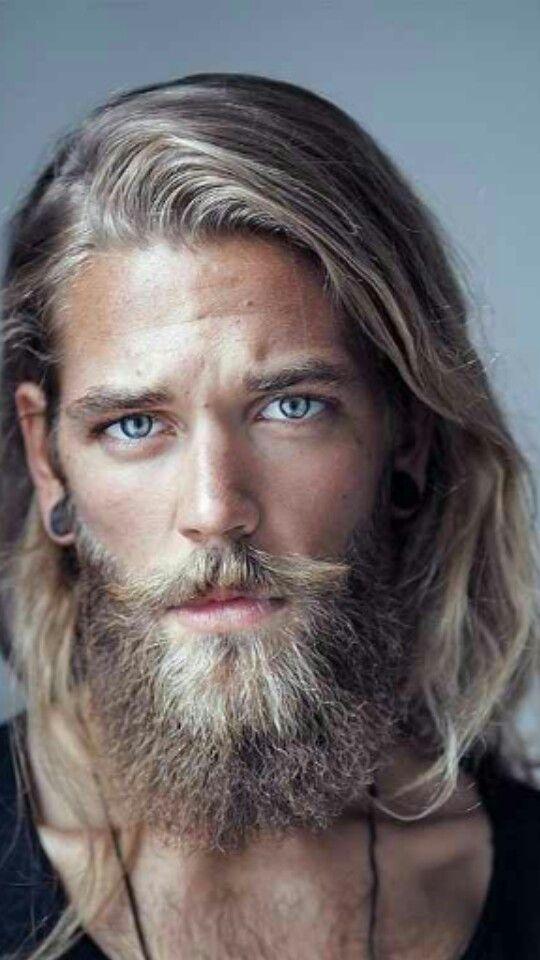 White Jesus Long Hair Styles Men Hair And Beard Styles Beard