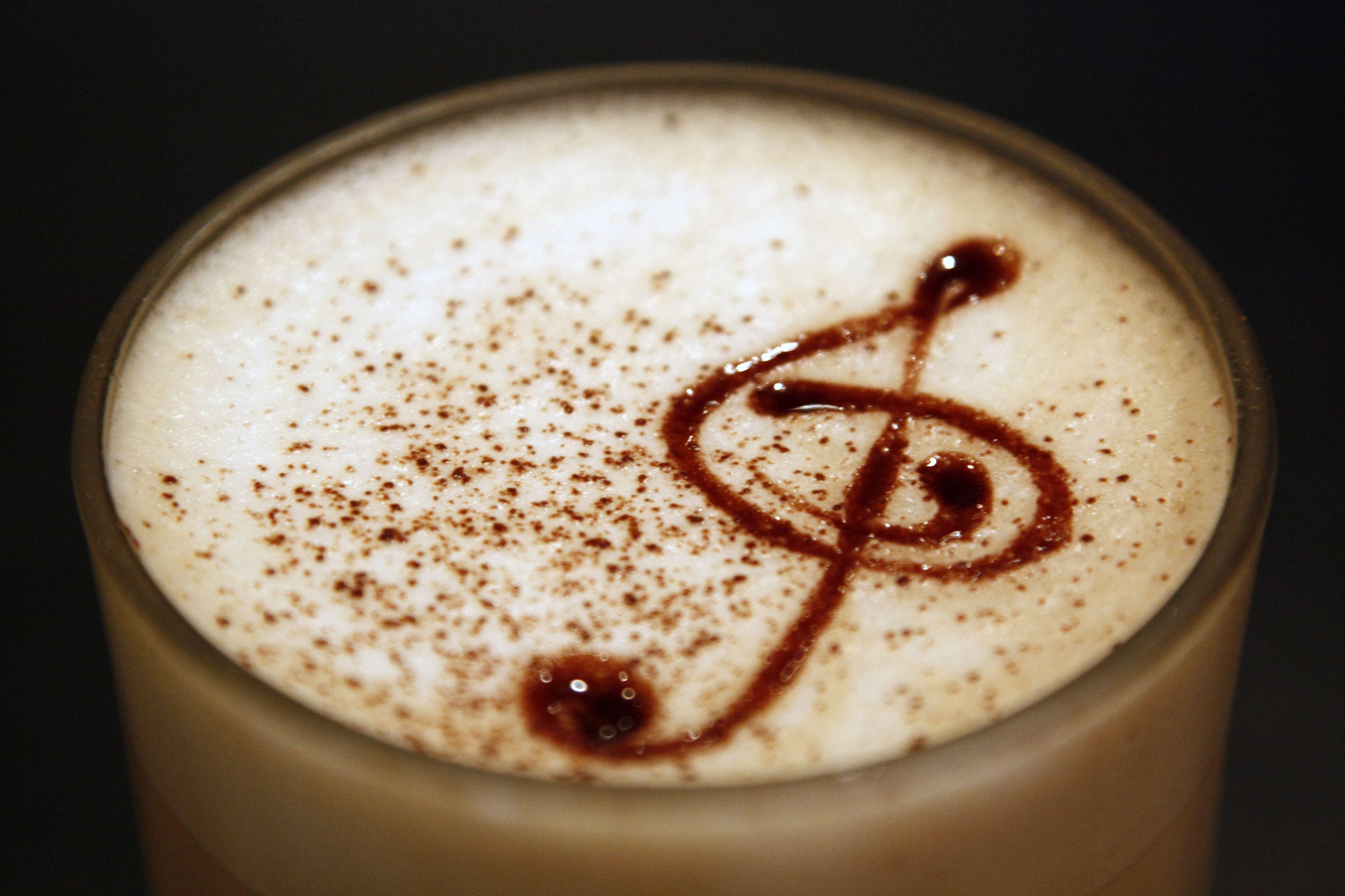 Картинки кофе арт