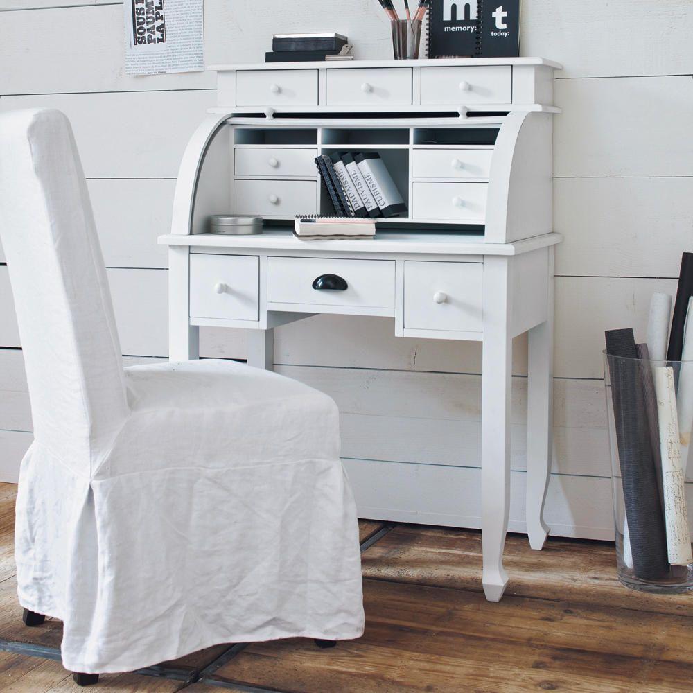 Bibliothèques et bureaux | Bureau | Home decor, New england decor ...